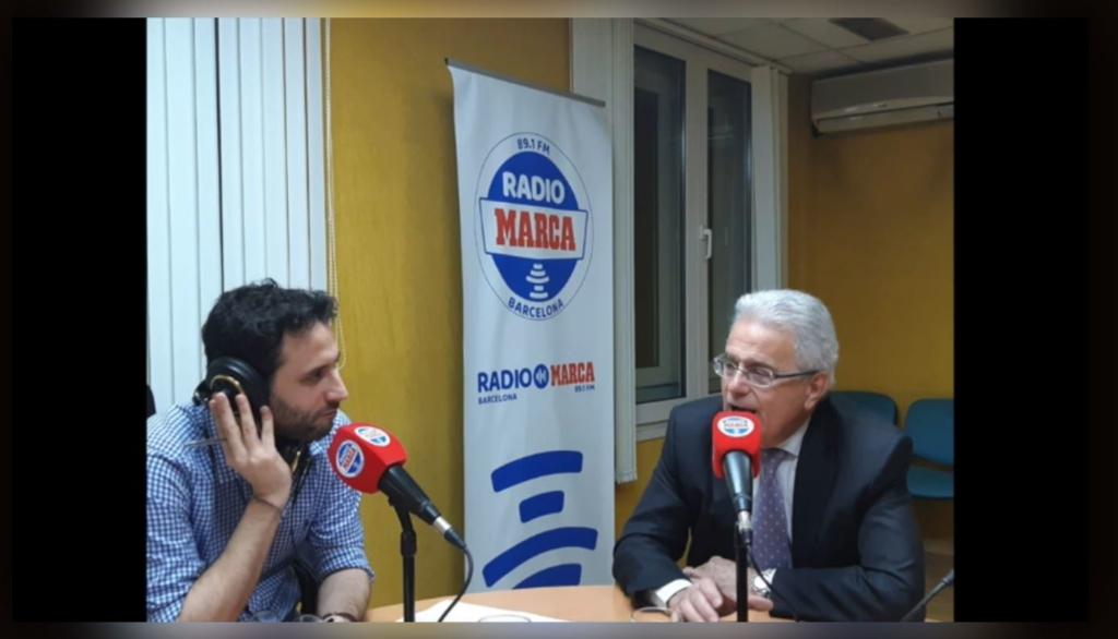 Dr. Ramon Cugat Entrevista En Radio Marca